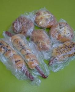 べべのパン